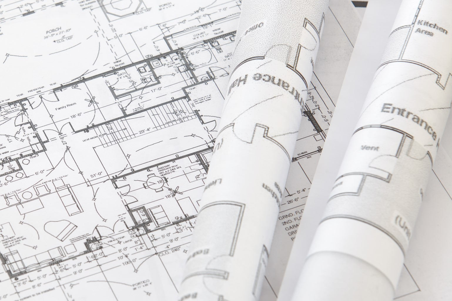architectural design and plans.